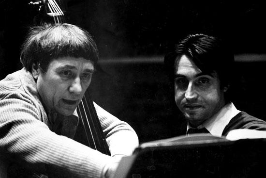 Friedrich Witt und Ricardo Muti